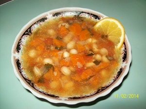 как приготовить фасолевый суп
