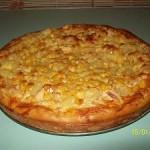 Пицца по-домашнему (пышная).