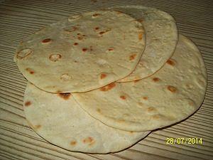 основа для пиццы на сковороде