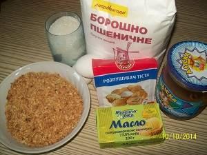 ингредиенты для торта коровка