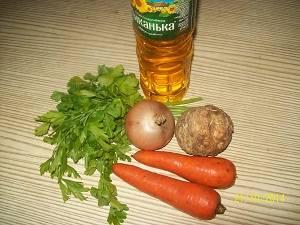 продукты для фаршировки баклажан