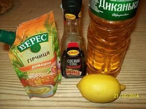 свинина в духовке - маринад