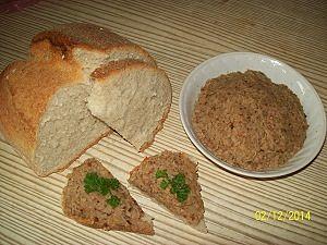 готовый свиной паштет