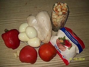 ингредиенты для салата астра