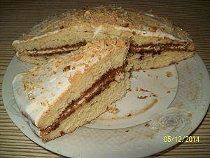 подаём торт