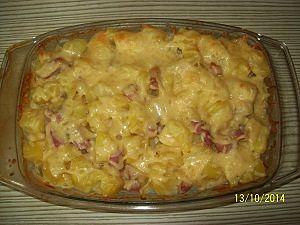 вкусная картошка в духовке готова