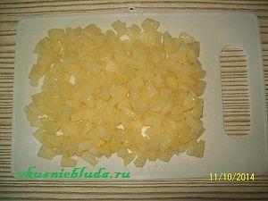 ананасы для стрелы амура