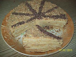 готовый торт идеал
