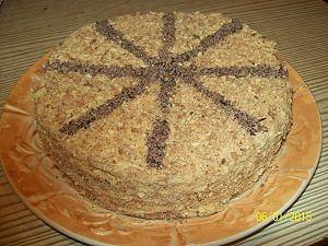 как приготовить торт идеал