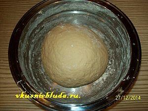 тесто для пирога с брынзой