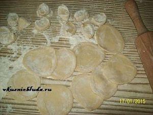 лепёшки для вареников с творогом