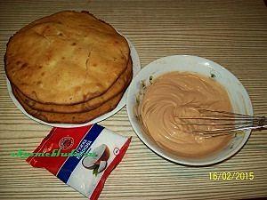 сборка простого вкусного торта