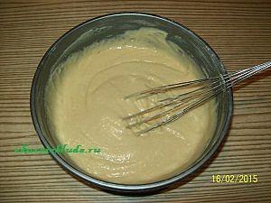тесто для простого вкусного торта