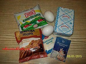 ингредиенты для крема пьяная вишня