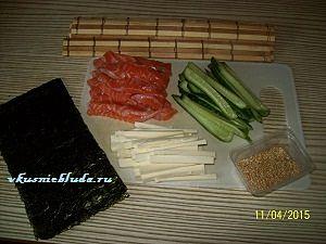 заправка для риса