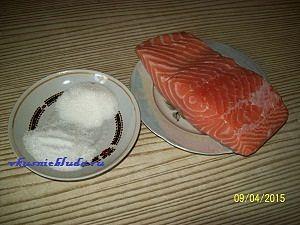 продукты для засола сёмги