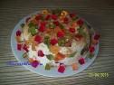 Рецепт желейного торта.