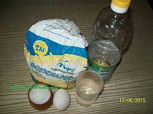 продукты для вареников с вишней