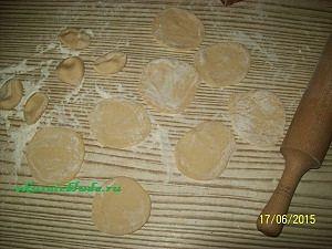 заготовки для вареников с вишней