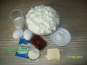 ингредиенты для простой запеканки