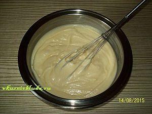 крем для шоколадного медовика