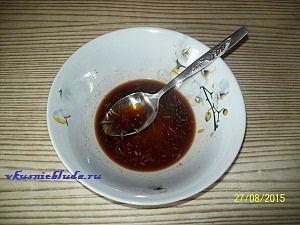 соус для стручковой фасоли