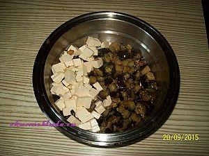 баклажаны с сыром для салата