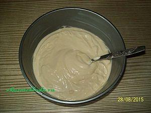 готовим крем для сливового пирога