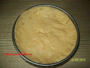 тесто для грушевого пирога