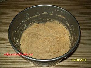 тесто для пирога с грушами