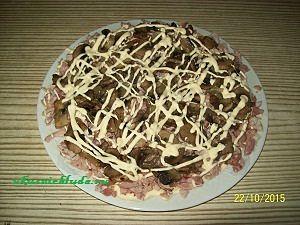 грибы для салата чикаго