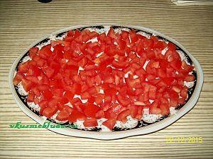 помидоры для салата с сёмгой