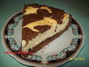 рецепт пирога с творожной начинкой