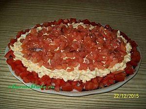 слой сёмги для салата