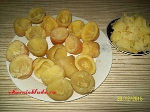 картошка для начинки