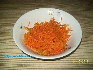 овощи для скумбрии
