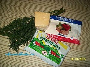 соус для запекания скумбрии
