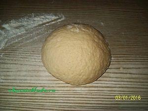 тесто для пирога с вишней