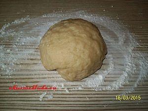 тесто для пирожков с капустой