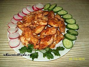как вкусно приготовить куриное филе