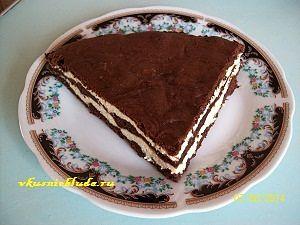 рецепт шоколадного пирога с творогом