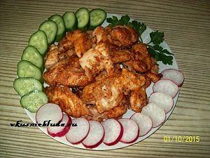 рецепт вкусного филе курицы