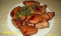 как вкусно приготовить куриные бедра