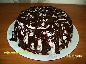 бисквитный торт вкусный