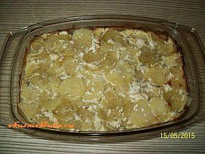 запекание картошки в духовке