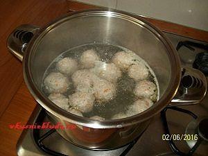 готовим фрикадельки в соусе