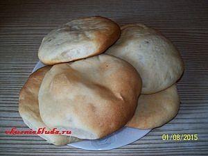 пирожки духовые с картошкой