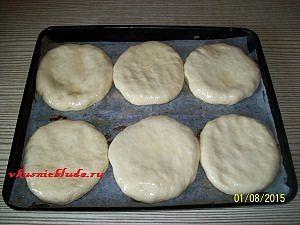 выпекаем пирожки с картошкой