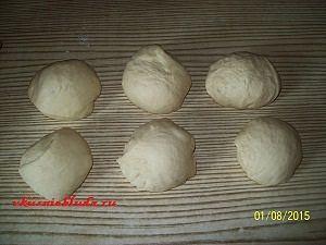 заготовки для духовых пирожков
