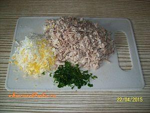 готовим мясную начинку